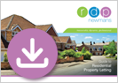 Guide to Residential Property Letting