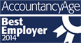 Accountants Harrow - AccountancyAge Best Employer 2014