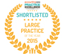 Accountants Harrow - Shortlisted Large Practice 2015