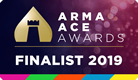 Accountants Harrow - ARMA Ace Awards Finalist 2019