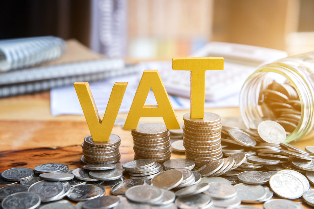 VAT receipts rise to record £133 billion